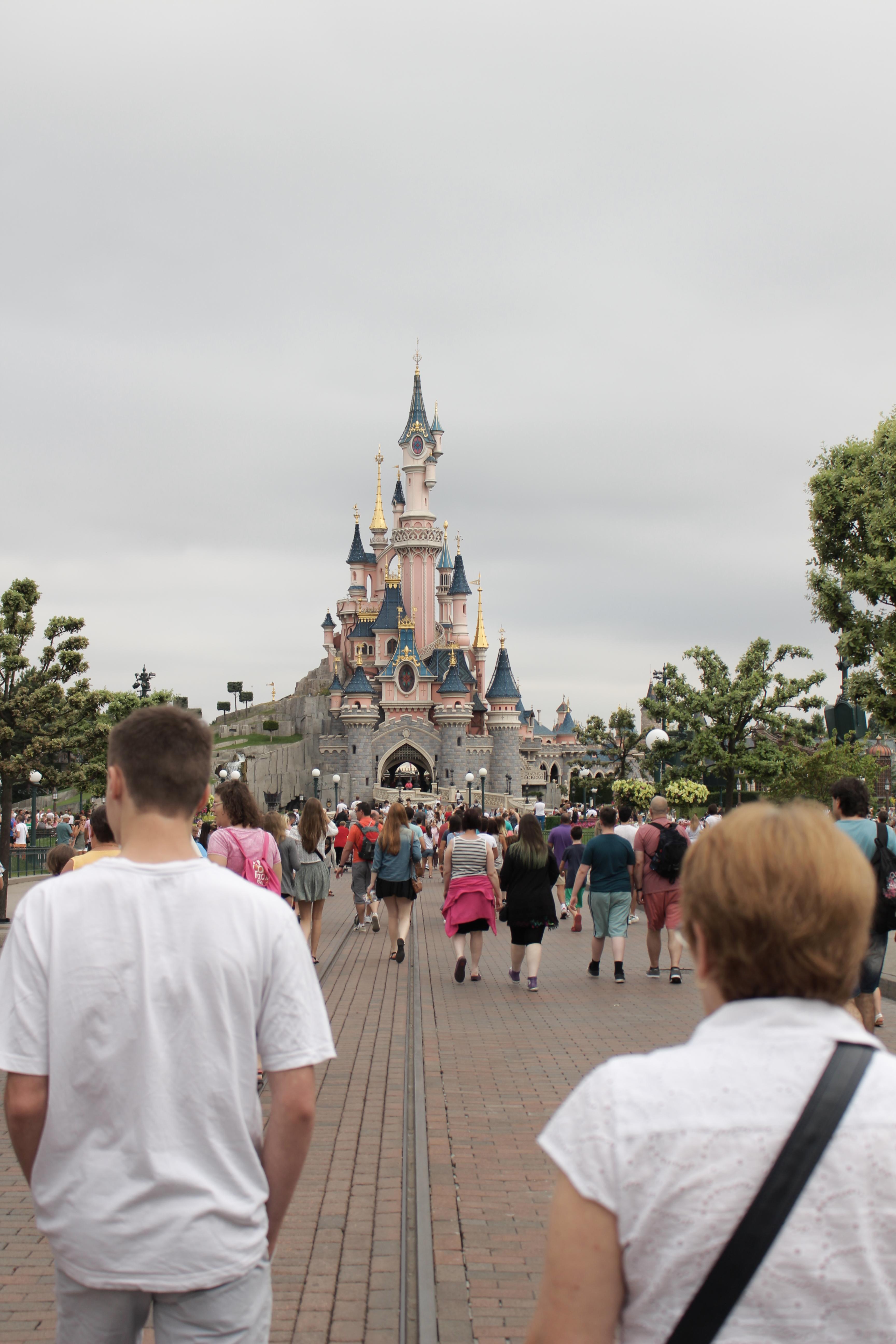"Disneyland is a Show."" – Walt Disney – An American in Basel"